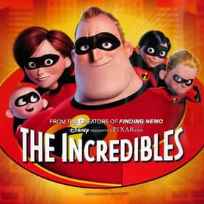 The Incredibles is listed (or ranked) 8 on the list The Best Feel-Good Movies