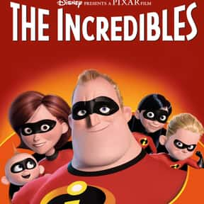 The Incredibles is listed (or ranked) 1 on the list The Best Disney Movies About Family