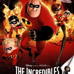 The Incredibles is listed (or ranked) 16 on the list The Best Movies for Toddlers