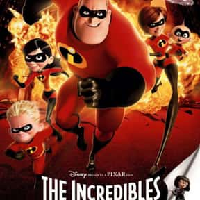 The Incredibles is listed (or ranked) 14 on the list The Best Movies for 10-Year-Old Kids