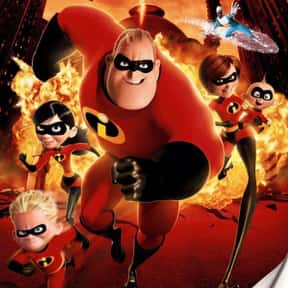 The Incredibles is listed (or ranked) 14 on the list The Best Comedies Rated PG