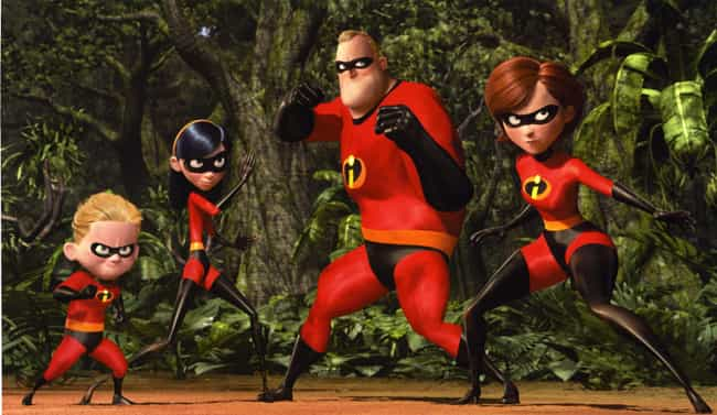 The Incredibles is listed (or ranked) 1 on the list 14 Superhero Movies You Need To Watch If You're Bored Of Marvel And DC