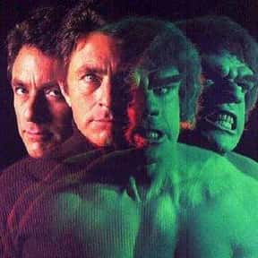 The Incredible Hulk is listed (or ranked) 2 on the list The Best 1970s Fantasy TV Series