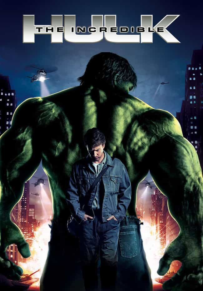 The Incredible Hulk is listed (or ranked) 2 on the list A Film-By-Film Breakdown Of Why The Marvel Cinematic Timeline Makes No Sense