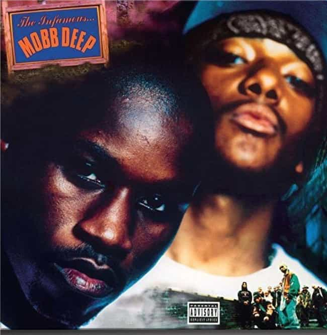 The Infamous is listed (or ranked) 1 on the list The Best Mobb Deep Albums of All Time