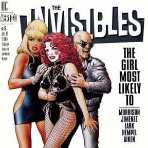 The Invisibles is listed (or ranked) 12 on the list The Best Vertigo Comic Book Series, Ranked