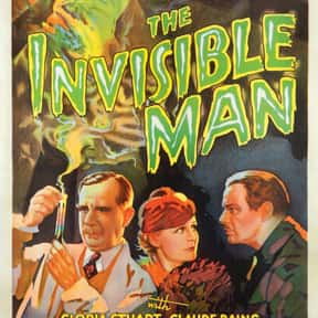 The Invisible Man is listed (or ranked) 23 on the list The Greatest Classic Sci-Fi Movies