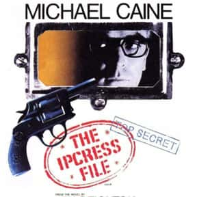 The Ipcress File is listed (or ranked) 20 on the list The Best Cold War Movies