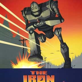 The Iron Giant is listed (or ranked) 19 on the list The Top Tearjerker Movies That Make Men Cry