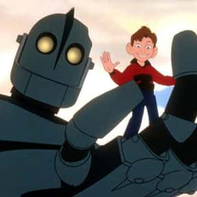 The Iron Giant is listed (or ranked) 11 on the list The Best '90s Cartoon Movies