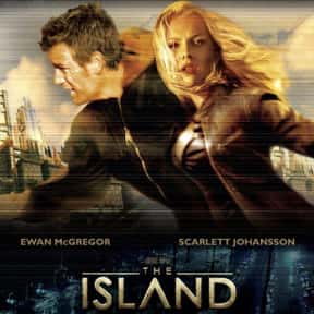 The Island is listed (or ranked) 12 on the list The Best Scarlett Johansson Movies