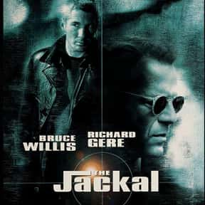 The Jackal is listed (or ranked) 13 on the list The Best Bruce Willis Movies