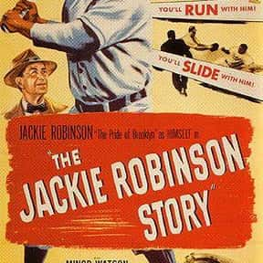 The Jackie Robinson Story is listed (or ranked) 24 on the list The Greatest African American Biopics