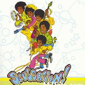 The Jackson 5ive is listed (or ranked) 19 on the list The Best 1970s Animated Series