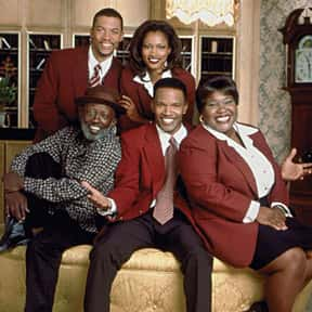 The Jamie Foxx Show is listed (or ranked) 7 on the list The Greatest Black Sitcoms of the 1990s