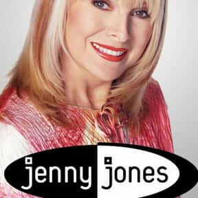 The Jenny Jones Show is listed (or ranked) 7 on the list The Best Talk Shows of the '90s
