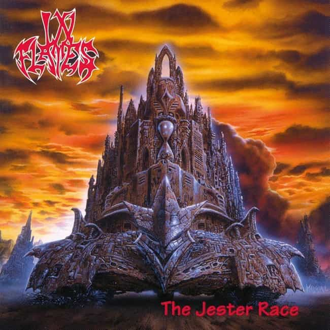 The Jester Race is listed (or ranked) 2 on the list The Best In Flames Albums, Ranked