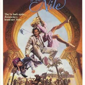 The Jewel of the Nile is listed (or ranked) 9 on the list The Best Action & Adventure Movies Set in the Desert