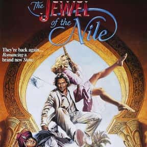 The Jewel of the Nile is listed (or ranked) 11 on the list The Best Michael Douglas Movies