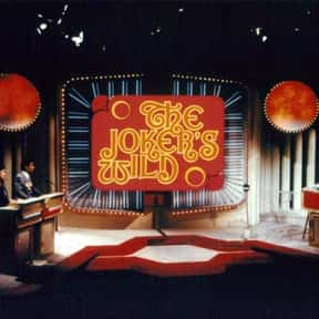 The Joker's Wild is listed (or ranked) 18 on the list The Best Game Shows of the 1990s