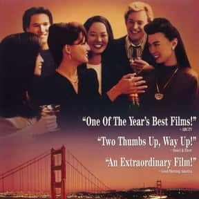 The Joy Luck Club is listed (or ranked) 24 on the list Great Movies About Old Ladies