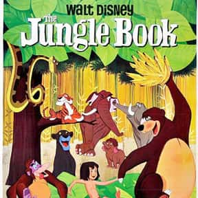 The Jungle Book is listed (or ranked) 15 on the list Musical Movies With the Best Songs