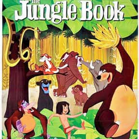 The Jungle Book is listed (or ranked) 13 on the list The Best Movies For Kids