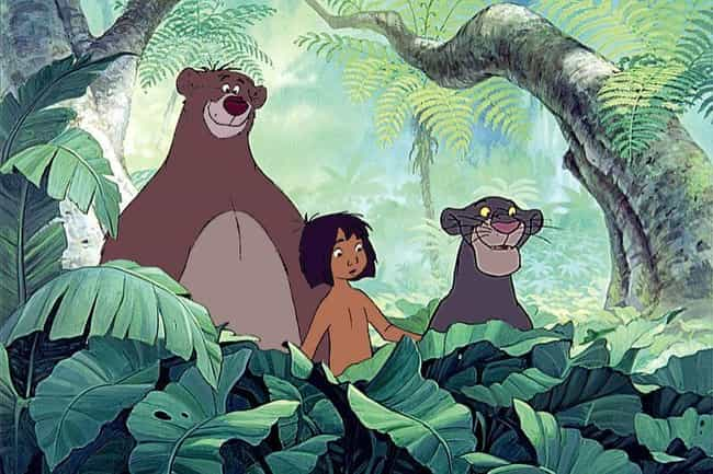The Jungle Book is listed (or ranked) 4 on the list Seemingly Happy Movie Endings With Unhappy Consequences