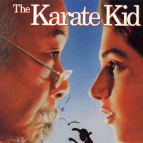 The Karate Kid is listed (or ranked) 12 on the list The Greatest Movies Of The 1980s, Ranked