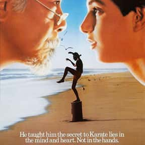 The Karate Kid is listed (or ranked) 10 on the list The Best Family Movies Rated PG