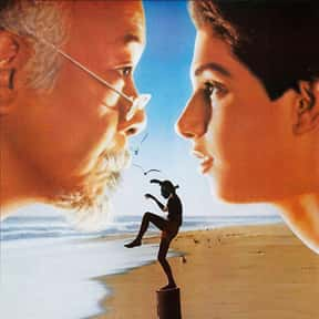 The Karate Kid is listed (or ranked) 7 on the list The Greatest Teen Movies of the 1980s