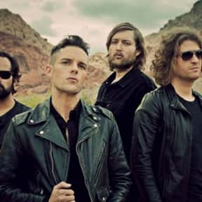 The Killers is listed (or ranked) 8 on the list The Best Bands Named After Songs and Albums