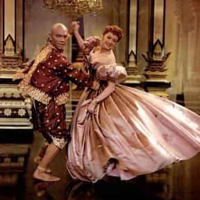 The King And I is listed (or ranked) 6 on the list The Best Musical Movies Nominated for Best Picture