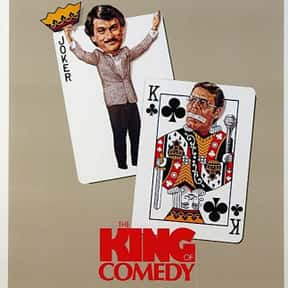The King of Comedy is listed (or ranked) 19 on the list The Best Robert De Niro Movies