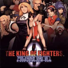 The King of Fighters 2000 is listed (or ranked) 19 on the list The Best Neo Geo Fighting Games