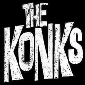 The Konks is listed (or ranked) 21 on the list Bomp! Records Complete Artist Roster