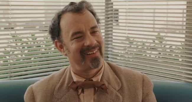 The Ladykillers is listed (or ranked) 2 on the list Tom Hanks Roles When He Wasn't The Nicest Guy, Ranked