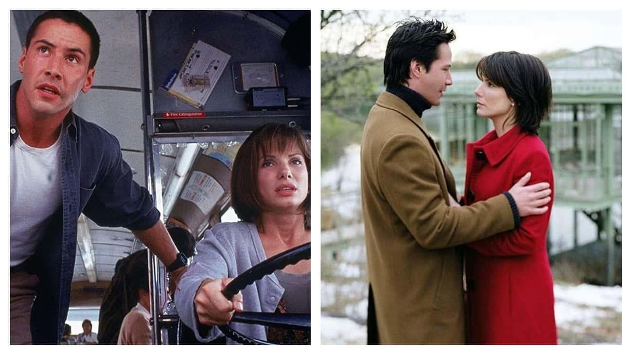 Keanu Reeves / Sandra Bullock In 'The Lake House' ('Speed' Reunion)