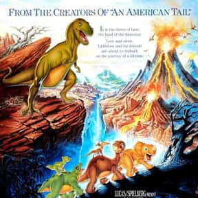 The Land Before Time is listed (or ranked) 14 on the list The Best Movies for 3-Year-Olds