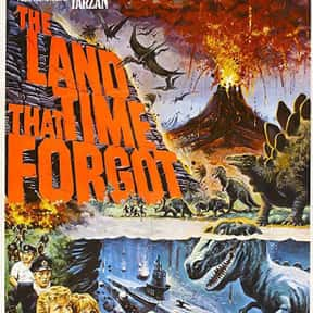 The Land That Time Forgot is listed (or ranked) 12 on the list The Best Movies About Finding Lost Worlds