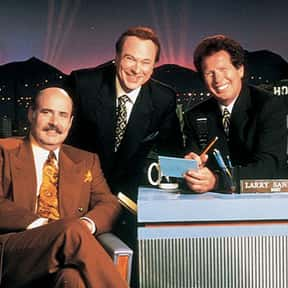 The Larry Sanders Show is listed (or ranked) 5 on the list The Greatest TV Shows That Parody Hollywood