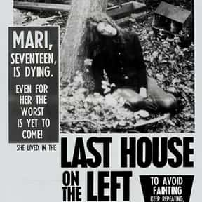 The Last House on the Left is listed (or ranked) 7 on the list The Best Movies You Never Want to Watch Again