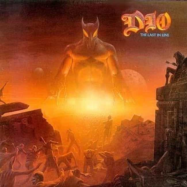 The Last in Line is listed (or ranked) 2 on the list The Best Dio Albums of All Time