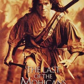 The Last of the Mohicans is listed (or ranked) 14 on the list The Greatest Film Scores of All Time