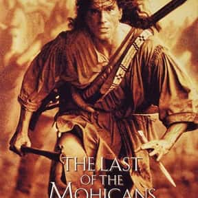 The Last of the Mohicans is listed (or ranked) 24 on the list The Best Romance Movies Rated R