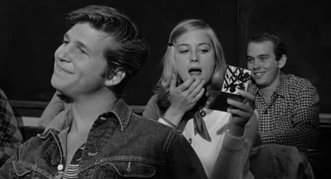 The Last Picture Show is listed (or ranked) 1 on the list The Sexiest Movie Casts from the 70s