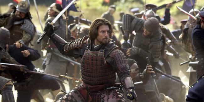 The Last Samurai is listed (or ranked) 2 on the list Historical Movies You Most Want To Change The Ending Of