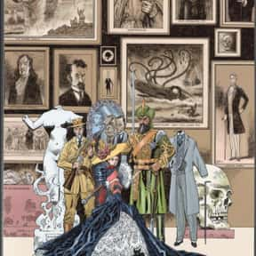 The League of Extraordinary Ge is listed (or ranked) 25 on the list The Greatest Graphic Novels and Collected Editions
