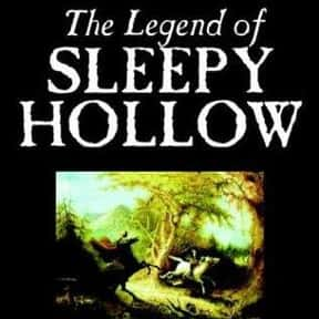 The Legend of Sleepy Hollow is listed (or ranked) 17 on the list The Scariest Novels of All Time