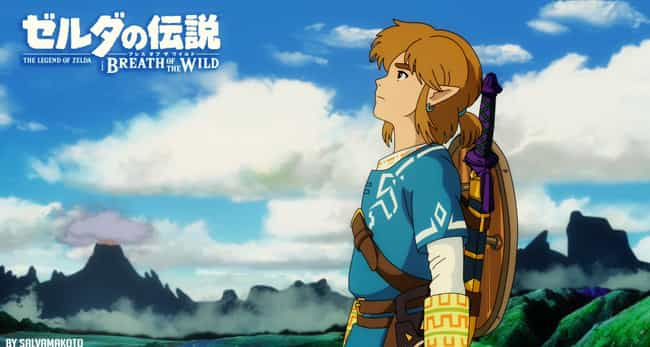 The Legend of Zelda is listed (or ranked) 1 on the list 11 Video Games That Should Get Anime Adaptations
